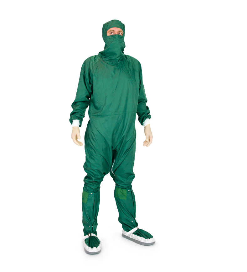 BEMICRON HEALTH-CARE CYTO COVERALL